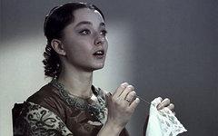 Анастасия Вертинская. Кадр из к/ф «Война и мир»