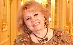 Галина Улетова. Фото из личного архива певицы