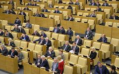 Депутаты на заседании Госдумы РФ © РИА Новости, Владимир Федоренко