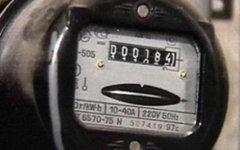 Электросчетчик. Фото с сайта kakprosto.ru