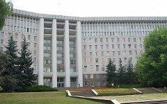 Здание парламента в Кишиневе. Фото сайта gorod48.ru