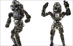 Робот ATLAS. Фото с сайта bostondynamics.com