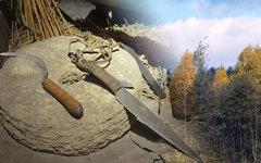 Железные орудия пшеворской культуры. Фото с сайта wikimedia.org