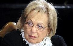 Галина Волчек. Фото с сайта Premier.gov.ru