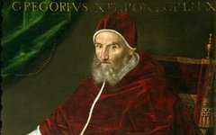 Григорий XIII. Изображение с сайта wikipedia.org