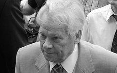 Михаил Калашников. Фото пользователя Flickr ambrett