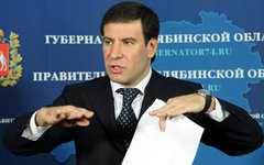 Михаил Юревич. Фото с сайта gubernator74.ru