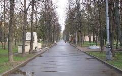 Мемориально-парковый комплекс героев Первой мировой. Фото с сайта wikipedia.org