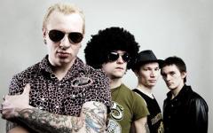 Группа «Тараканы!». Фото с сайта tarakany.ru