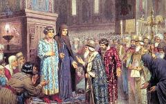 «Призвание на царство Романовых», А.Д. Кившенко. Фото с сайта megabook.ru