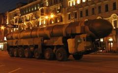 Ракета «Тополь-М». Фото с сайта mosday.ru