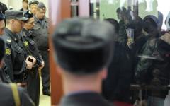 Суд над участниками конфликта © РИА Новости, Павел Лисицын