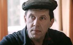 Валерий Золотухин. Фото с сайта kino-teatr.ru