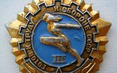 Знак ГТО. Фото с сайта ngs42.ru