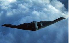 Бомбардировщик В-2 Spirit. Фото с сайта oboi-mira.ru
