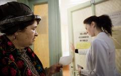 Подмосковная больница © KM.RU