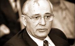 Михаил Горбачев. Фото с сайта mastersland.com