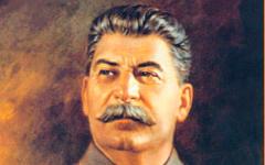 Иосиф Сталин. Фото с сайта history.ru