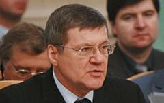 Юрий Чайка. Фото с сайта wikipedia.org