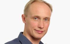 Олег Гадецкий. Фото из личного архива.