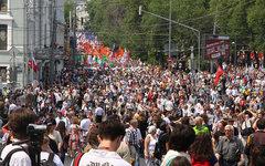 «Марш миллионов» © KM.RU, Илья Шабардин