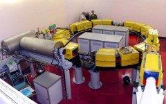 Протонно-лучевая установка. Фото с сайта protom.ru