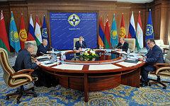 Встреча глав государств – членов ОДКБ. Фото с сайта odkb-csto.org