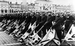 Парад Победы 1945 года. Фото с сайта image.subscribe.ru