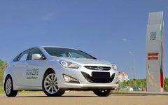 Hyundai i40. Фото Hyundai