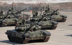 Вооруженные силы РФ © KM.RU, Кирилл Зыков