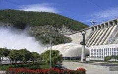 Зейская ГЭС. Фото с сайта 28.mchs.gov.ru