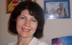 Елена Филиппова. Фото Л. Николаевой.