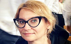 Эвелина Хромченко. Фото из личного аккаунта в Instagram