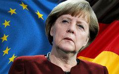 Ангела Меркель. Коллаж © KM.RU