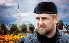 Рамзан Кадыров. Коллаж © KM.RU