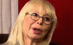 Любовь Воропаева. Стоп-кадр с видео в YouTube