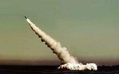 Запуск «Булавы». Фото с сайта rusarm.eu