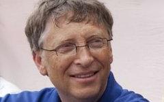 Билл Гейтс. Фото из личного аккаунта в Твиттере