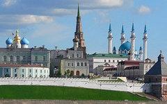 Казанский кремль. Фото с сайта duma.gov.ru