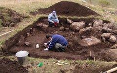 Археологические раскопки (раскоп). Фото с сайта megabook.ru