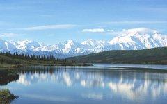Типичный для Аляски пейзаж. Фото с сайта wikimedia.org