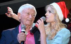 Елена Максимова с Никилаем Агутиным. Фото предоставлено организаторами