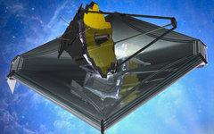 Художественное представление телескопа. Изображение с сайта nasa.gov