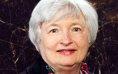 Дженет Йеллен. Фото United States Federal Reserve с сайта wikimedia.org