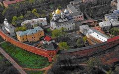 Новгород. Изображение с сайта boris-shestakov.ru