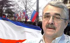 Владимир Жарихин. Коллаж © KM.RU