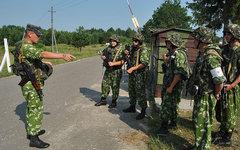 Украинские солдаты. Фото с сайта defenseimagery.mil