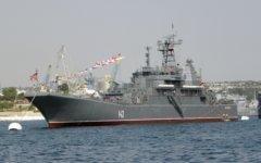 Корабль Черноморского флота. Фото с сайта flot.sevastopol.info