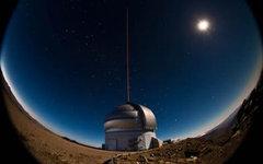 Обсерватория «Джемини» в чилийских Андах. Фото с сайта gemini.edu