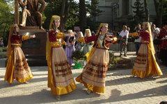 На всемирном фестивале культуры крымских караимов в Евпатории. Фото с сайта